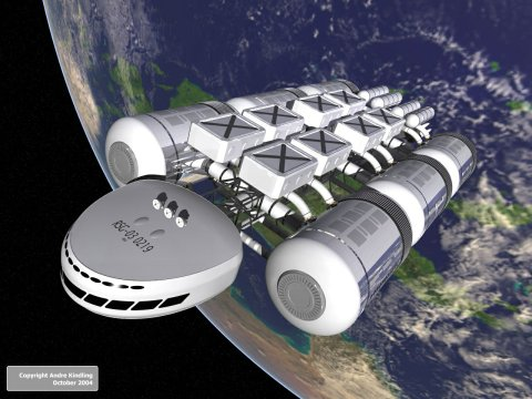 Future Space travel concepts