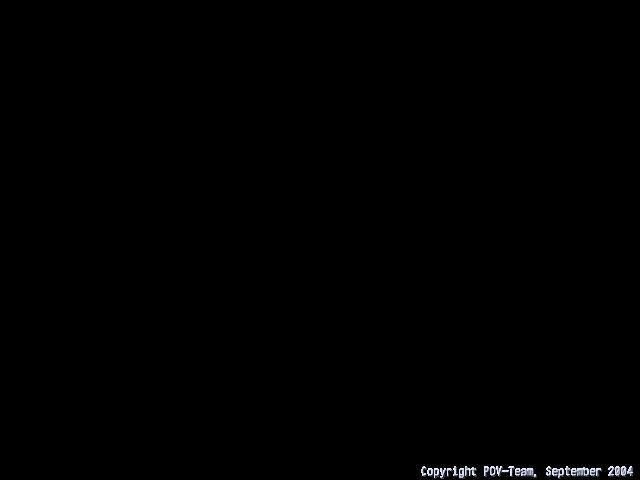signature.pov render